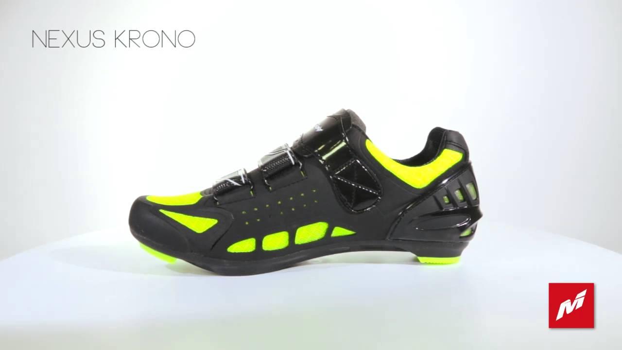 d44e1dca6b6ef Zapatillas ciclismo MASSI NEXUS KRONO - YouTube