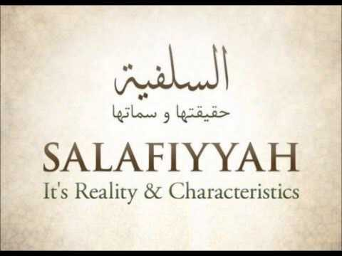 Follow The Best Of Generations (as-Salaf as-Salih) -By Ustad