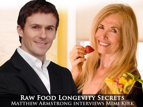 Dating for raw foodists