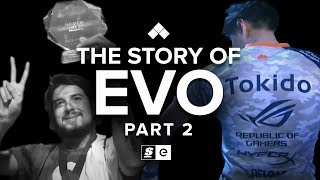 The Story of EVO: Part 2