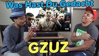 GZUZ - Was Hast Du Gedacht (187) (WSHH Exclusive -) - REACTION