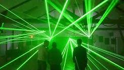 Show laser Rencontre en Franche comté  DJLC  partie 1