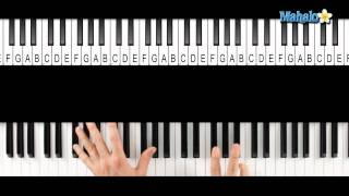 "How to Play ""Penny Lane"" by The Beatles on Piano"