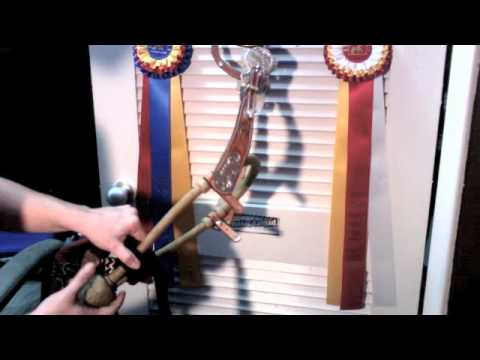 how to make mecate reins