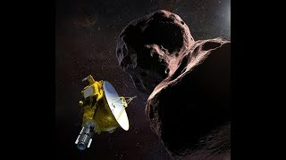 Ultima Thule Mission Briefing