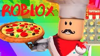 Строим Пиццерию. Pizza Factory. ROBLOX. WonderSofi25. Летсплей с Sofi.