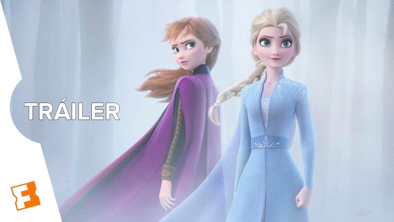 Elsa Y Anna Han Vuelto A Poner A Las Princesas Disney En Lo
