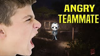 Angriest Teammate Ever - Friday the 13th