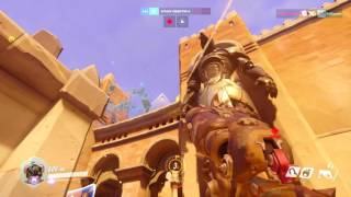 Overwatch - 71 Eliminations 75% Kill Participation CARRY Roadhog