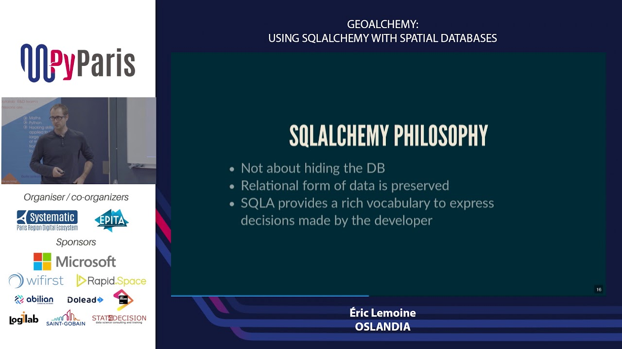 Image from GeoAlchemy: using SQLAlchemy with Spatial databases