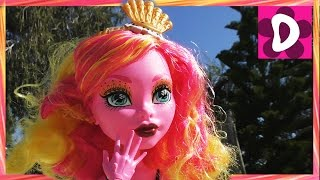Распаковка Монстер Хай Monster High Doll Unboxing Toys