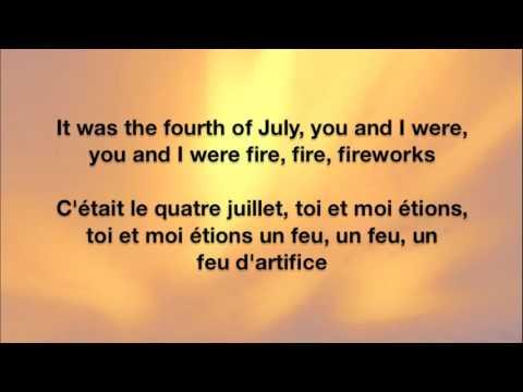 Fourth Of July (version mobile) - Fall Out Boy Lyrics English/Français