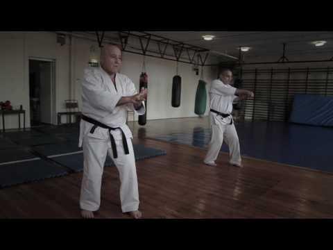 Sensei Dan Russell martial arts tribute