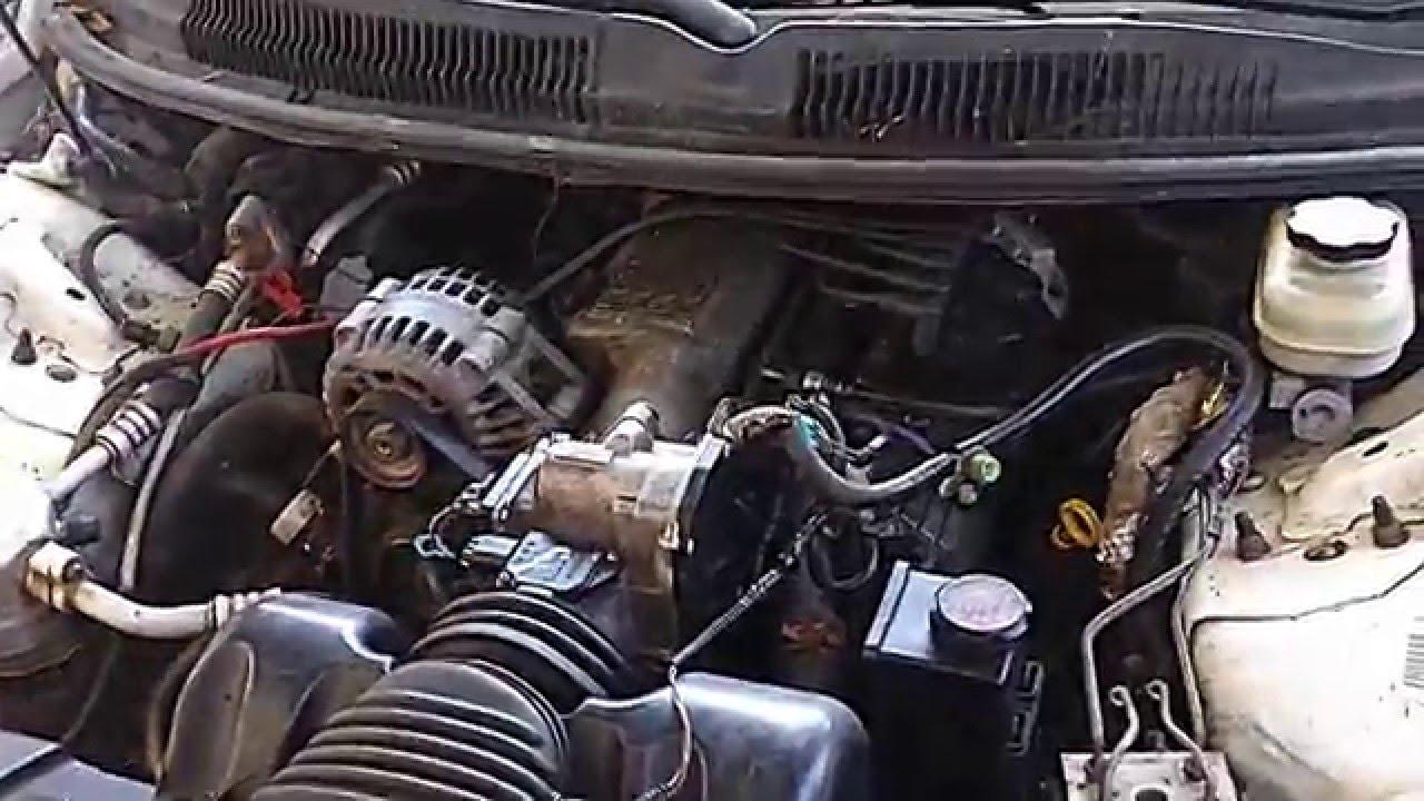 1999 3 8l V6 Camaro  Six Shooter  - Engine Rebuild