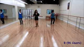 Take Care - Line Dance (dance & teach)