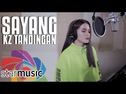 KZ Tandingan - Sayang (In Studio)