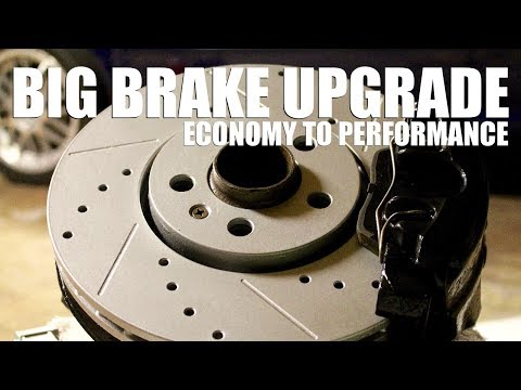 How to Install a Volkswagen GTI Big Brake Kit