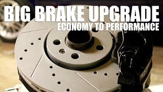 How to Install a Volkswagen GTI Big Brake Kit(, 2016-04-06T13:48:31.000Z)