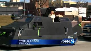 Team to torture tornadoes with Dorothy chase vehicle