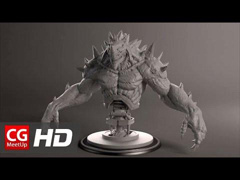 CGI 3D Showreel HD: Character Modeling Showreel by Marco Taffelli