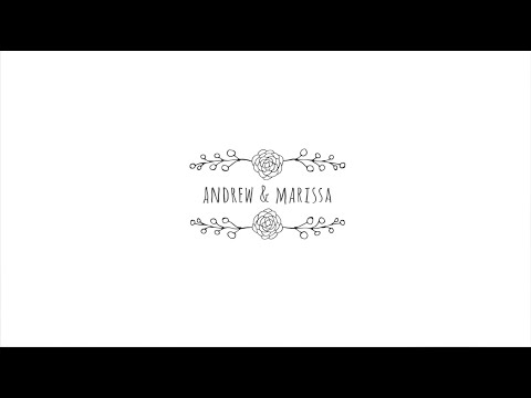 Save the Date | Wedding Invitation Video | INT002