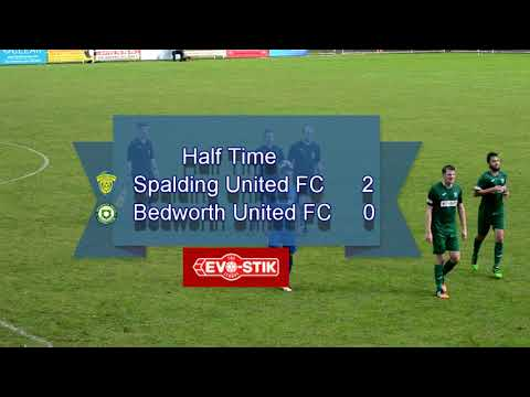 Spalding Utd v Bedworth United