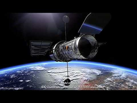 NASA / shuttle  expedition Hubble - Magic Cosmos  4K Ultra HD