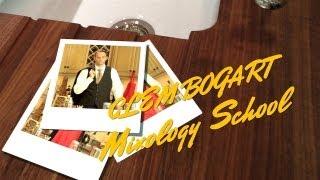 Clem Bogart Mixology School - The Get Up & Go - Episode 2