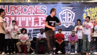 2011 Battle ISM Poppin Crew battle Let