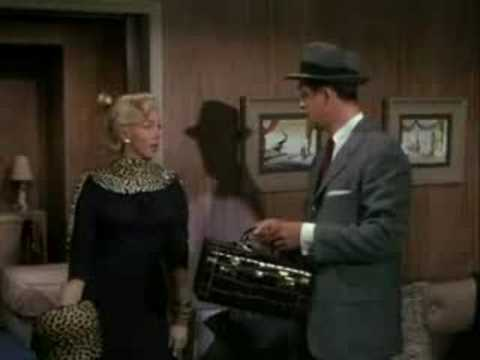 Gentlemen Prefer Blondes scene with Marilyn Monroe