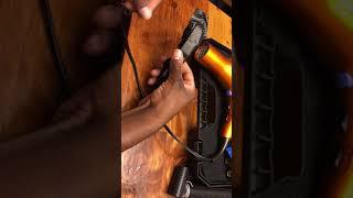 Carbon fiber magic clips pt1
