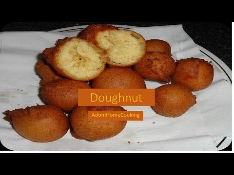 How To Make Doughnut