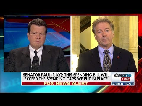 Sen. Rand Paul explains why he's a 'no' on spending bill