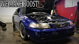 Budget Turbo Ls Build IS DONE! We Do Pulls!
