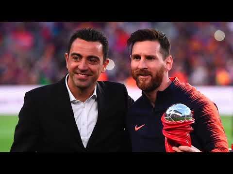 Lionel Messi recibe su quinta Bota de Oro