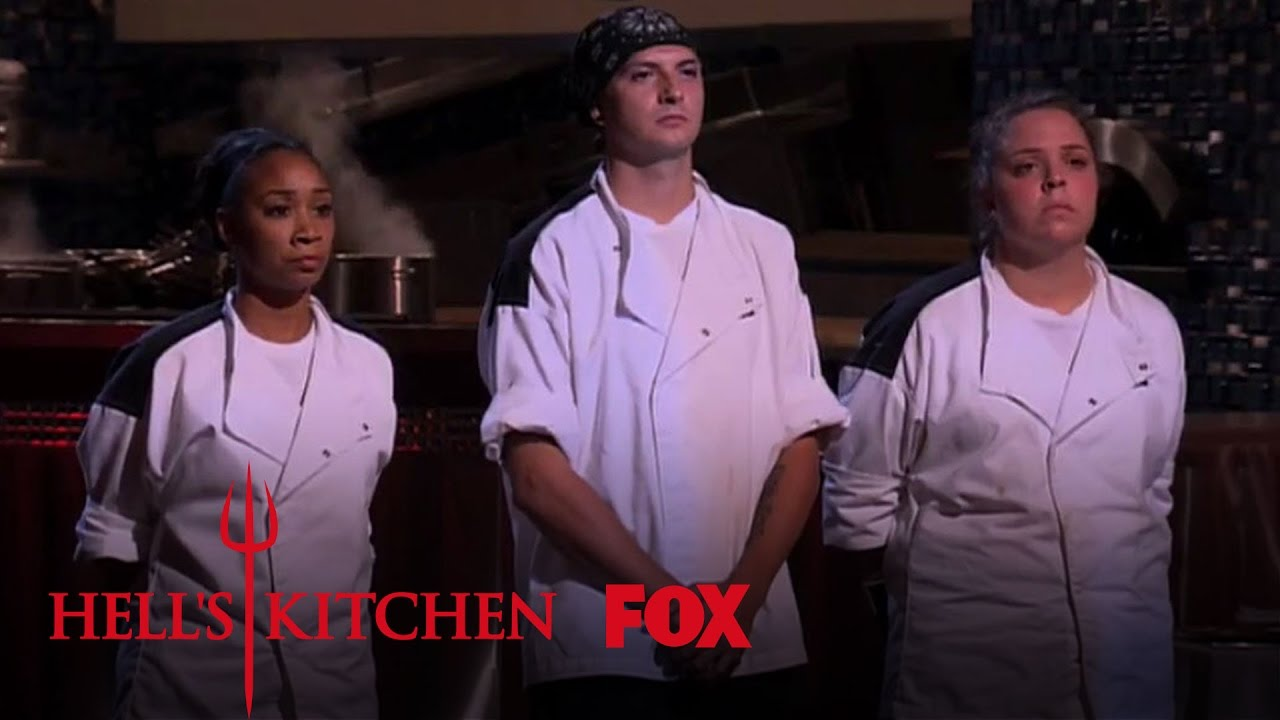 The Final Three Become Two Season 11 Ep 20 Hell S Kitchen