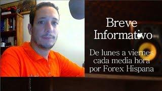 Breve Informativo - Noticias Forex del 17 de Mayo 2018