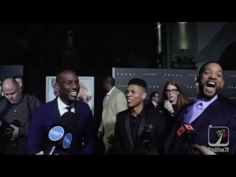 Will Smith tells Empire's Bryshere Gray to keep his FOCUS