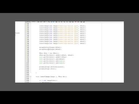 Drag-and-Drop Feature in JavaFX Applications JavaFX