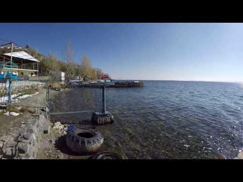Как красиво отдыхают на озере Севан в Армении