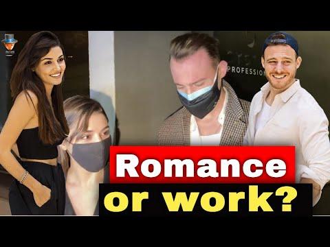 Hande Erçel and Kerem Bürsin - romance or work?