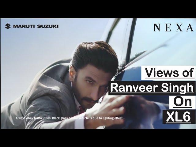 XL6 TVC - Ranveer Singh Inspiring Thoughts |  Shivam Autozone