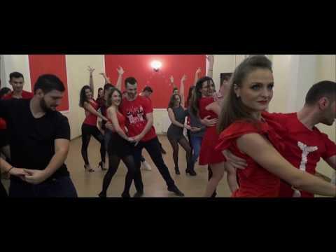 Sonrisa DC Christmas Party - Avansati - Bachata + Salsa (grupa 1)