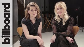 Brandi Carlile & Margo Price On Grammy Nominations, Making Positive Changes in the World | Billboard