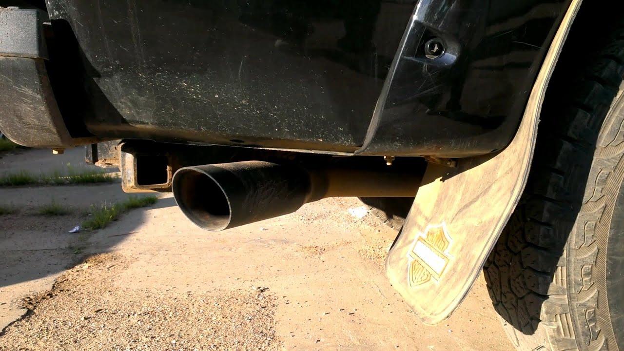 ford ranger 4 0l v6 mbrp exhaust sound test interior exterior