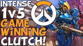 Overwatch: The Most Clutch Play Ever Made?