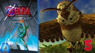 The Legend of Zelda: Ocarina of Time 3D | Part 5 | Charting the Lands - Azure Plays
