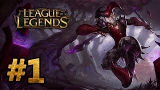 Zapętlaj League of Legends PL #1 - Shaco Taco || Diabeuu ( Gameplay / 60fps ) | Diabeuu