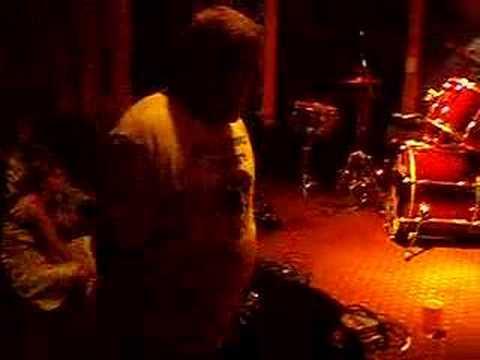 Tim scanlan playing at the Grace Emily (Adelaide)