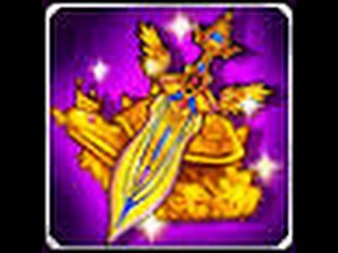 [Gunny] Wow gươm thần cấp 3